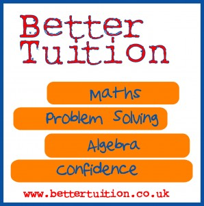 Better Tuition's team of expert teachers can help your child with all aspects of Maths.