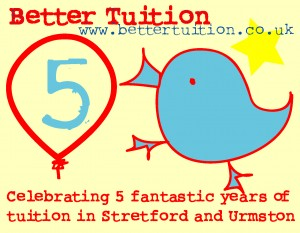Better Tuition is celebrating!