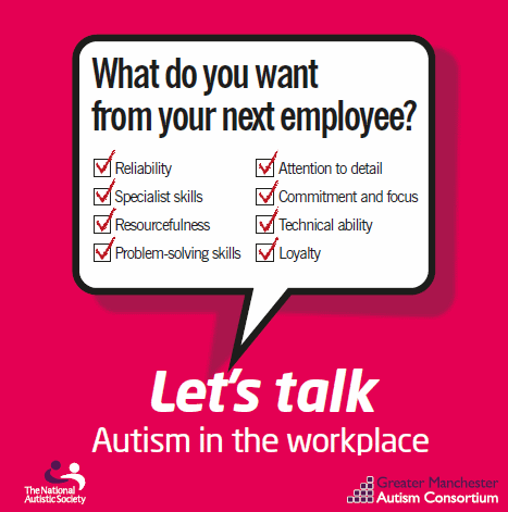 autism in the workplace Autism can be an asset in the workplace, employers and workers find : shots - health news roughly 40 percent of young adults with autism spectrum disorder aren't finding jobs but some employers .