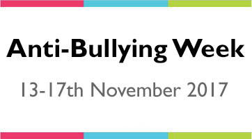 Anti-Bullying Week 2017